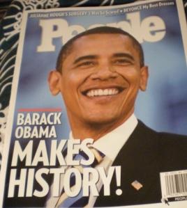 Obama in copertina