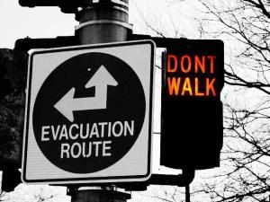 Evacuation Route a Boston