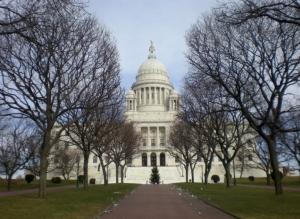 La State House di Providence