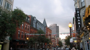 North End, lungo il Freedom Trail
