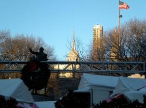 Mercatino a Union Square