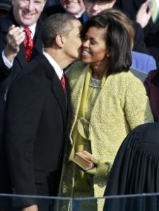 Bacio presidenziale