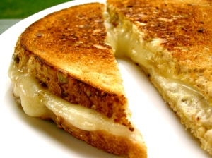 A cena col grilled cheese