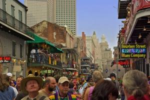 Mardi Gras a New Orleans (Foto di Ray Devlin su Flickr.com)