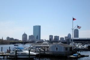 Boston d'estate