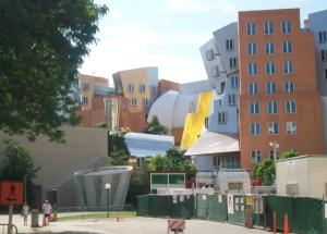 Architettura urbana al MIT. Boston, MA